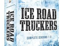 Ice Road Truckers Collectors Edition- Season 1,2,3 & Behind the Scenes Dvd