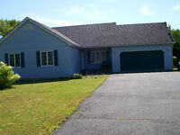 HOUSE FOR SALE MIDDLE SACKVILLE  BY OWNER