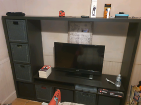 Tv holder/cupboard