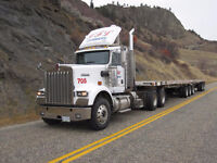 Class 1 Driver/ Abbotsford based