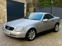 Mercedes-Benz SLK 230, Very Low miles, Superb Condition