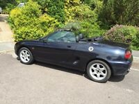 MGFConvertable S reg 1800 sports