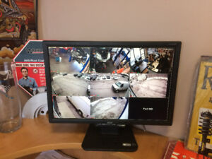 HD CCTV SECURITY SYSTEM INSTALLATION SERVICES