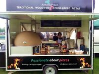 Mobile Wood Fired Pizza Business For Sale
