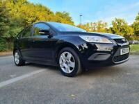 2010 Ford Focus 1.6 Zetec 5dr Hatchback Petrol Manual