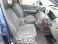 Hyundai Tucson 2.0 CDX Crtd 4wd Automatic DIESEL AUTOMATIC 2005/55