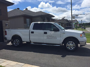 2008 Ford F150 SuperCrew Camionnette