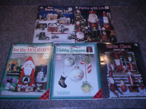 5 new Christmas craft magazines for $10