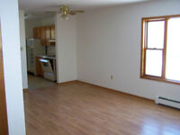 Downtown 1 BDRM, Heated, Sec Bld, Parking, Lndry, May 1st