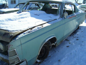 Rare 1967 Dodge 440 Chrysler New Yorker
