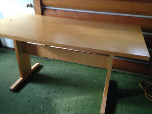Solid Wood Student Desk / Table