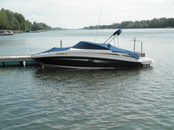 Used 2008 Sea Ray Boats SUNDECK