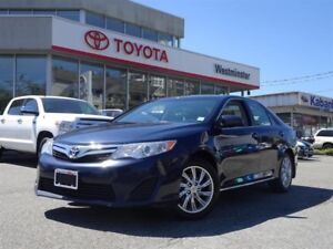 Toyota Camry LE 2014