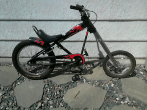 Chopper Style Bicycle