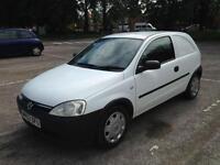 Vauxhall Corsavan 1.7Di 16v (2003)