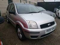 2005 Ford Fusion 1.4 City 5dr HATCHBACK Petrol Manual