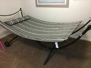 Like Brand New Stand Hammock For Sale