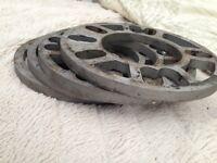 Wheel spacers 10mm mult-fit