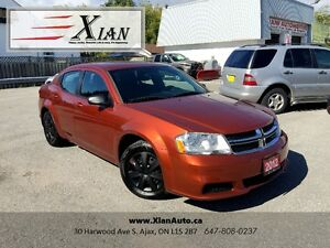 2012 Dodge Avenger ***3 Years Warranty Included***