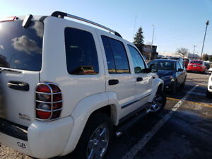 2005 Jeep Liberty Limited 4x4 VUS