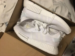Adidas NMD White Japan Boost