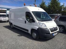 Citroen Relay 35 2.2 HDI 120 LWB 2011 11 reg only 75156 miles 1 owner from new p