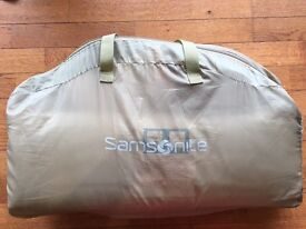 Samsonite travel cot
