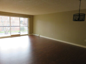 AVAILABLE DEC.  1 LARGE SPACIOUS CONDO WITH OVER SIZED MASTER