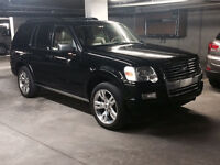 2010 Ford Explorer Limited, AWD Sunroof, Heated Leather, 68500km