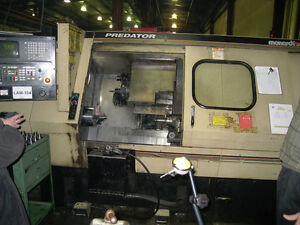 Monarch Predator CNC Lathe with Live Tooling and Sub Spindle Oakville / Halton Region Toronto (GTA) image 1
