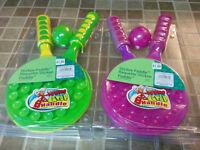 2 Sticky Paddles