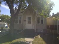 2 Bdrm House for Sept.1st Well maintained. Pets OK Pvt parking