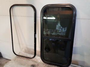 RV or trailer sliding window for sale