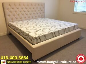 DIRECT CANADIAN BED FRAME AND MATTRESS MANUFACTURER!