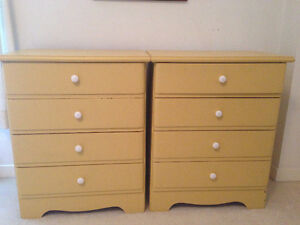 "Vintage DRESSERS ""Shabby Chic"""