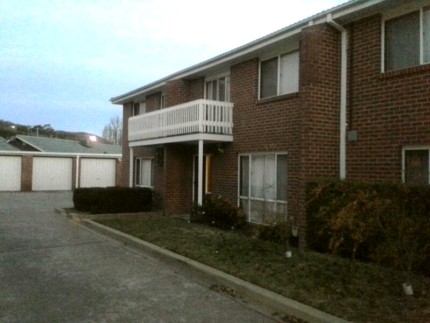 Two bedroom two level townhouse