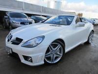 2010 Mercedes-Benz SLK 5.4 SLK55 AMG 7G-Tronic 2dr