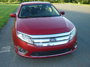 2010 Ford Fusion AWD - SEL