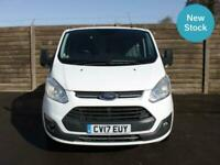 2017 Ford Transit Custom 2.0 TDCi 105ps Trend Short Wheelbase L1H1 Low Roof Van