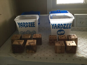 Large Yahtzee game