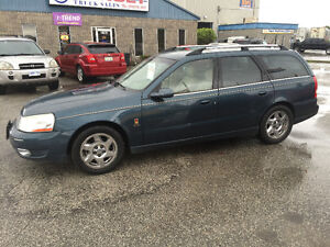 2003 Saturn L-Series LW200 Wagon Safety & Etested! Windsor Region Ontario image 2