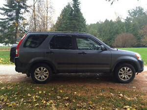 2006 Honda CR-V, EX, AWD, automatique