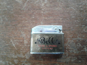 Bell Music Store Lighter