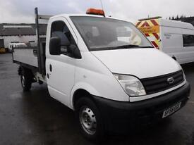 LDV MAXUS LWB TIPPER, White, Manual, Diesel, 2008