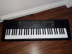 Casio Keyboard new-like