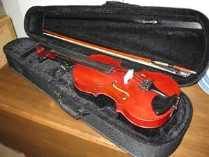 Violin by John Juzek