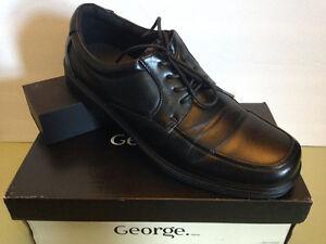 George Mens Lou Dress Shoes Size 13