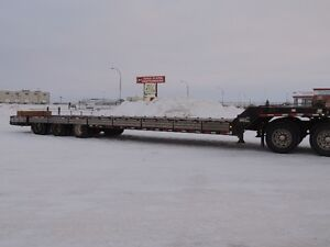 2009 Muvall equipment trailer