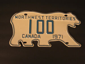 Collectors Car Plates