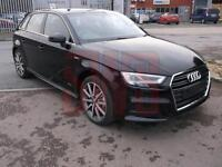 2017 Audi A3 2.0 TDi Sportback s-tronic (150PS) DAMAGED ON DELIVERY